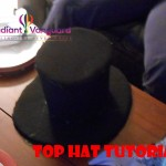 Mini post: Making a top hat - the cheap way
